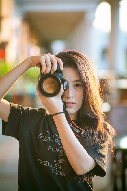 Daftar Wanita Fotografer Indonesia